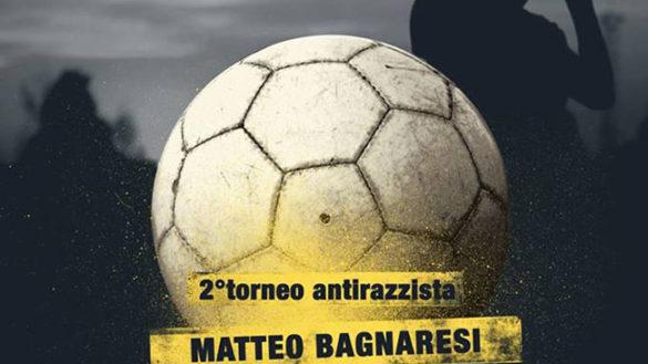 Seconda edizione Torneo antirazzista Matteo Bagnaresi