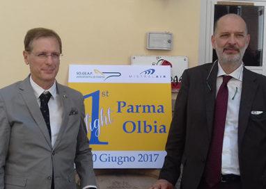 Aeroporto: dal 20 giugno riprende il Parma-Olbia