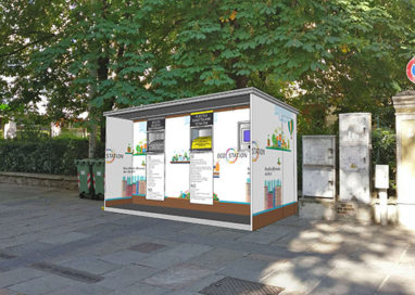 Luglio: il mese delle Mini Ecostation nel centro storico e Oltretorrente