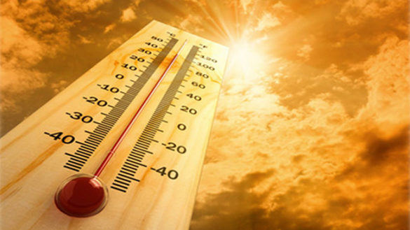 Scatta l'attenzione massima per il caldo: è allerta rossa
