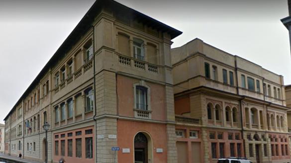 Il fumettista Roberto Meli da Parma è l'eroe del rogo del liceo di Reggio