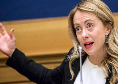 "Giorgia Meloni: ""Non ho dubbi, voterei Pizzarotti"""