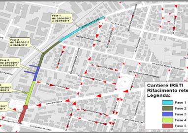 Strada Buffolara, modifiche alla viabilità a partire da fine giugno