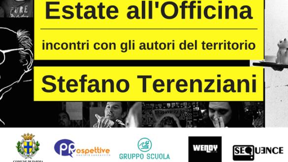 Il regista Terenziani all'Officina delle Arti Audiovisive