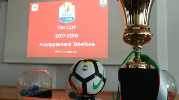 Coppa Italia: il Parma inizia da Bari. Si gioca il 6 agosto