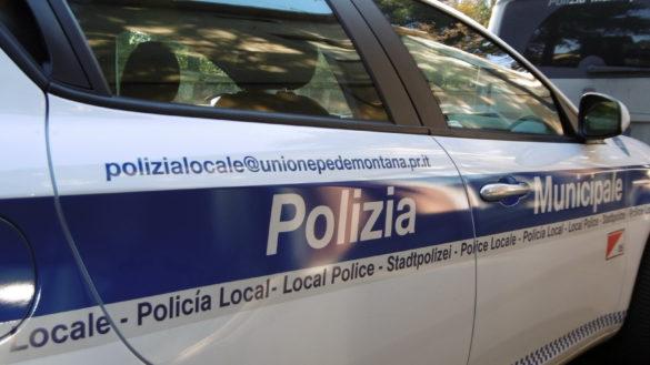 Anche a Lesignano de' Bagni arriva la Polizia Pedemontana
