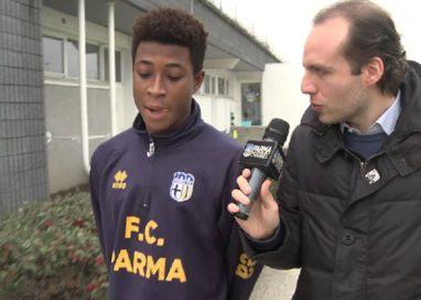 """VIDEO. Chi è Solomon Nyantaky: """"Il calcio significa tanto, sento che farò di meglio"""""""