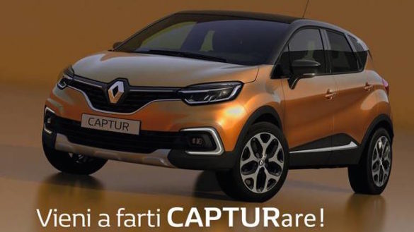 Nuova Captur: impossibile non farsi Capturare!