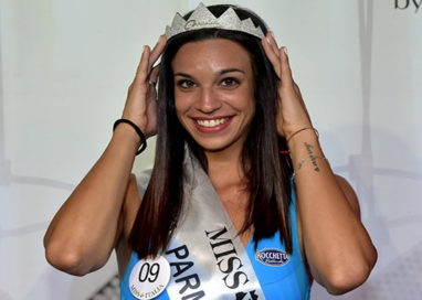 Lorena Randazzo è Miss Parma 2017