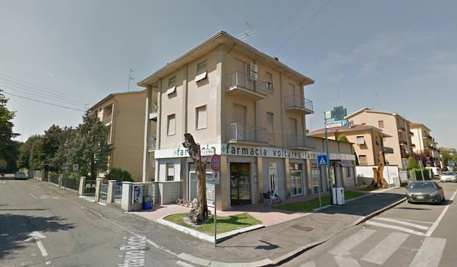 Rapina alla Farmacia di via Volturno: solo 100 euro il bottino