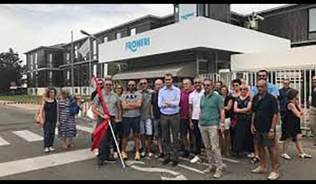 Froneri conferma: lo stabilimento di Parma chiuderà