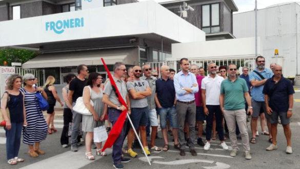 Chiusura Froneri: Regione pronta ad aprire tavolo di salvaguardia