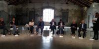 """""""Paradiso. Un pezzo sacro""""- conferenza stampa a Lenz Teatro"""