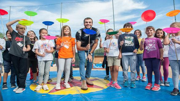 Giocampus Day: presenti 1.500 bambini