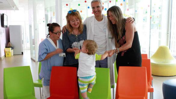Pesca miracolosa per l'Ospedale dei Bambini: donate 30 seggiole alla pediatria d'urgenza