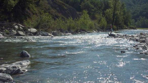 Siccità: possibile invaso sul fiume Enza, alla Stretta delle Gazze