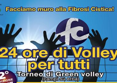 """""""Facciamo muro alla Fibrosi Cistica!""""… 24 ore di Green Volley per tutti"""