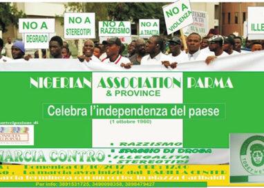 """""""Non tutti gli immigrati sono criminali"""", la comunità nigeriana dice no all'illegalità"""