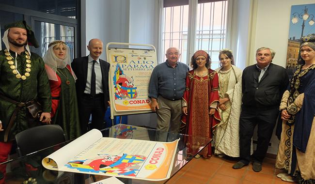 Appuntamento col Medioevo: torna il Palio di Parma