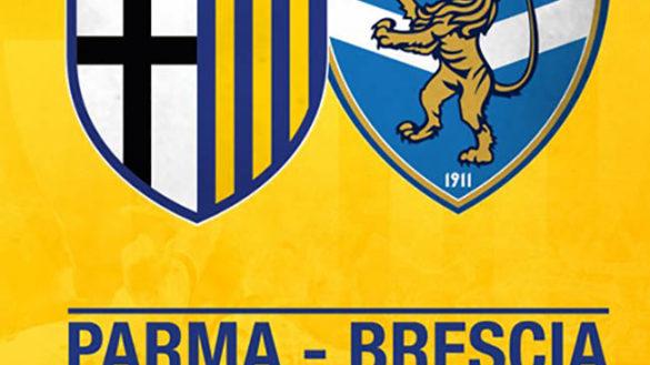 Parma-Brescia in campo al Tardini alle 17 e 30