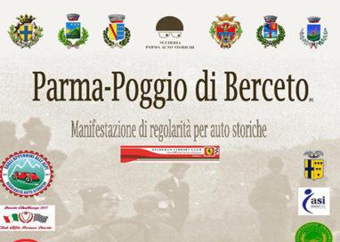 Parma-Poggio: torna la gara per le auto storiche sabato e domenica!