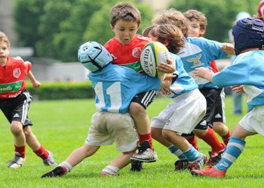 Rugbytots: il rugby per bambini dai 2 ai 7 anni
