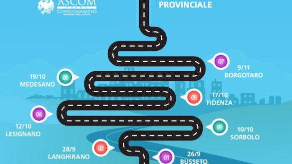 Al via il Roadshow del Terziario di Ascom