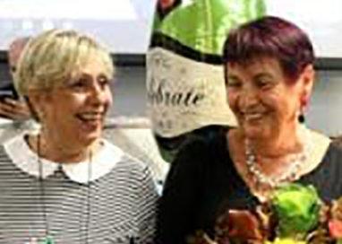 CGIL: Bruna Dani e Tilla Pugnetti vanno in pensione