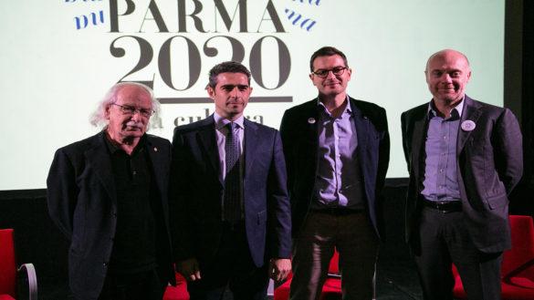 Parma Capitale della Cultura 2020: le dichiarazioni dei presenti