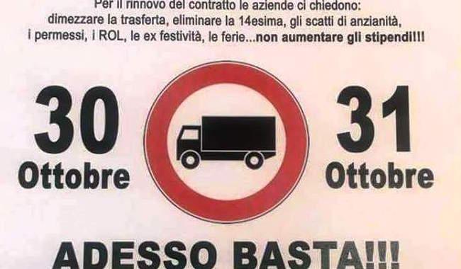 Sciopero autotrasportatori/ Benzinai a rischio? 100mila lavoratori fermi, spedizioni e logistica ko