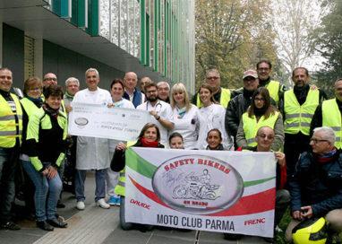 I Safety Bikers Parma: in moto per l'Ospedale dei Bambini