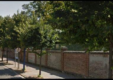 Muro Parco Ducale di viale Piacenza: addio nel 2018