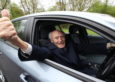 Anziani over 90 al volante: Emilia-Romagna al primo posto