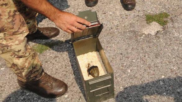 Disinnescata bomba a Noceto. Bonifica avvenuta con successo