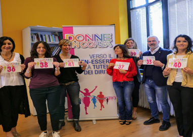 """Torna """"Donne in Corsa"""" verso il benessere e i diritti"""