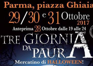 Halloween: tre giorni (e mezzo) da paura in Piazza Ghiaia!