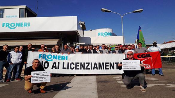Froneri/Nestlé, giovedì tavolo istituzionale in Municipio
