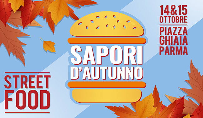 Sapori d'Autunno: Street Food in Piazza Ghiaia