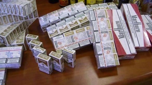 Contrabbando di sigarette: arrestati due uomini