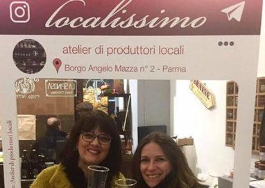 Io Mangio Locale sabato 25 in centro a Parma
