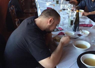 Daniele Gallone si riconferma re dei mangiatori di anolini