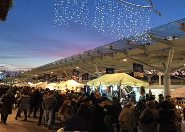 Mercatino di Natale di Piazza Ghiaia 2017!