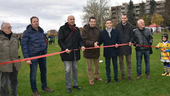 Il Rugby Parma ha il suo primo campo