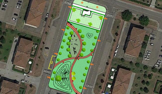 La Giunta approva il progetto: in arrivo nuovo parco