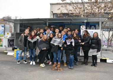 Il Liceo Bertolucci per la Settimana Europea Riduzione Rifiuti