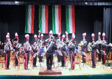 1 dicembre, Concerto di Natale dei Carabinieri