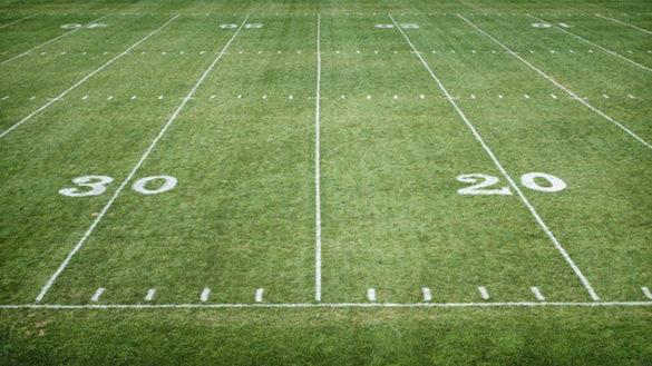 Nuovo campo da football americano a Moletolo, in Via Luigi Anedda