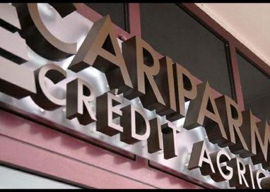 Credit Agricole 588 milioni di euro utile: +22,5%