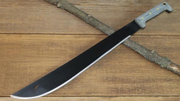 Aggressione a colpi di machete al ristorante Arigato Wok Sushi