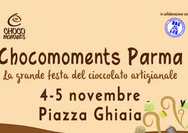 Parma dolce e golosa con la festa del cioccolato artigianale!